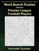 Word Search Puzzles Featuring Premier League Football Players