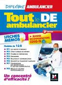 Tout le DE - Ambulancier - modules 1 à 8 en fiches mémos - DEA - Révision 3e édition Pdf/ePub eBook