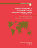 Reinvigorating Growth in Developing Countries