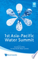 Proceedings Of The 1st Asia pacific Water Summit