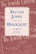 British Jewry and the Holocaust