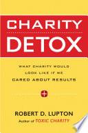 Charity Detox Book