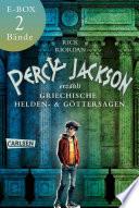 Percy Jackson erzählt: Band 1+2 der sagenhaften Abenteuer-Serie in einer E-Box!