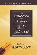 The Examinations and Writings of John Philpot [Pdf/ePub] eBook