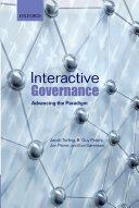 Interactive Governance