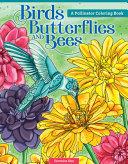 Birds  Butterflies  and Bees