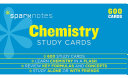 Sparknotes Chemistry Study Cards