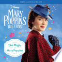 Mary Poppins Returns  the Magic of Mary Poppins 8x8 Storybook