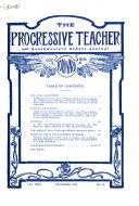 The Progressive Teacher And Southwestern School Journal Book PDF