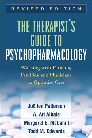 Download The Therapist's Guide to Psychopharmacology Free Books - EBOOK