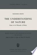 The Understanding of Nature Book