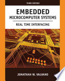 Embedded Microcomputer Systems Real Time Interfacing Book PDF