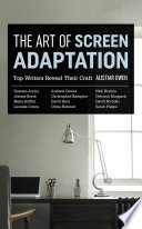 The Art of Screen Adaptation