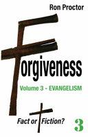 Forgiveness Factor Or Fiction