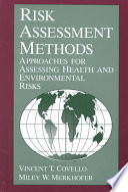 Risk Assessment Methods Book