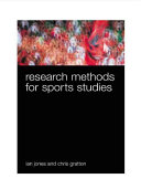 Research Methods for Sport Studies