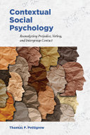 Contextual Social Psychology