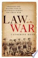 Law in War Book