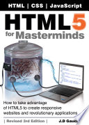 HTML5 for Masterminds  Revised 3rd Edition