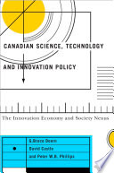 Canadian Science  Technology  and Innovation Policy
