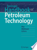 Springer Handbook Of Petroleum Technology