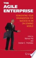 The Agile Enterprise Book