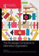 Image of book cover for The Routledge companion to alternative organizatio ...