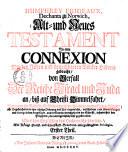Alt- und Neues Testament