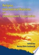 Religion International Relations And Development Cooperation