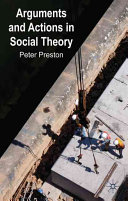 Pdf Arguments and Actions in Social Theory
