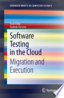 Software Testing in the Cloud