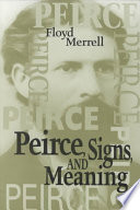 Peirce Signs And Meaning