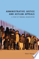 Administrative Justice and Asylum Appeals Book