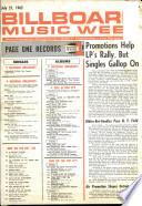 21 juli 1962