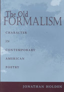 The Old Formalism