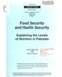 Food Security and Health Security Book
