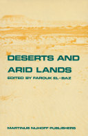 Deserts and arid lands Pdf/ePub eBook