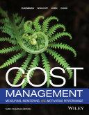 Cost Management Pdf/ePub eBook