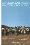The Universal Declaration of Human Rights Pdf/ePub eBook