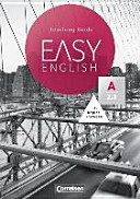 Easy English A2: Band 01. Teaching Guide