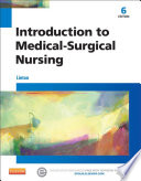 Introduction to Medical Surgical Nursing Book