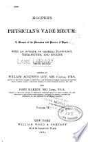 Hooper's Physician's vade mecum v.2