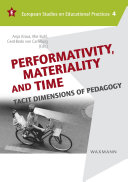 Performativity  Materiality and Time
