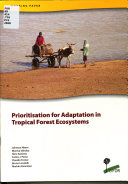 Prioritisation for Adaptation in Tropical Forest Ecosystems