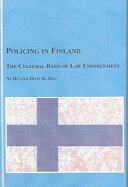Policing in Finland