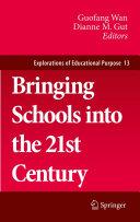 Pdf Bringing Schools into the 21st Century