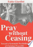 Pray Without Ceasing Book