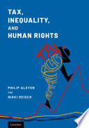 Tax  Inequality  and Human Rights
