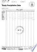 Hourly Precipitation Data  Puerto Rico Book