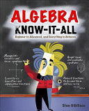Algebra Know-It-ALL